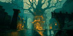 30 digital paintings à couper le souffle de Richard Wright