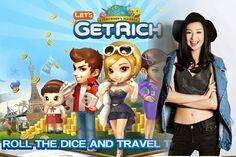 Tutorial Android Indonesia: Inilah Wanita Pengisi Suara Line Let Get Rich Yang...