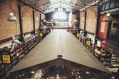 Mercado Municipal, Brasília. Scenery of a photoshoot. #Brasilia #market #restaurant