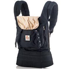 Die Bauch- und Rückentrage von ERGObaby ist eine ideale Alternative zum Transport im Kinderwagen. Sie haben permanenten Körperkontakt zu Ihrem Baby, sind unabhängig und haben die Gewissheit, dass Ihr Baby geborgen und geschützt ist. Die Bauch- und Rückentrage eignet sich ideal beim Einkaufen, Spazierengehen oder im Haushalt. <br /> <br /> Bereits Neugeborene können mit dem separat erhältlichen Neugeborenen- Einsatz bequem in der Anhock- Spreiz- Haltung getragen werden. Mit ungefähr 4 Monaten…
