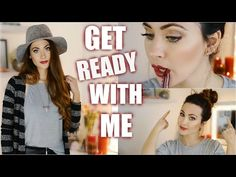 Look Casual | Maquillaje, Peinado y Outfit | Lizy P - YouTube