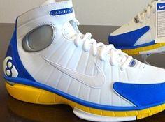 nike zoom huarache 2k4 kobe bryant look see sample 1 Nike Zoom Huarache 2k4  Kobe Bryant b4dcd5bfc9