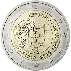 Detailed images and information about coin series Commemorative 2 euro coins. Visit the best collector and commemorative coin website: The Collector Coin Database. Piece Euro, Portugal Euro, Timbre Collection, Money Notes, Euro Coins, Commemorative Coins, World Coins, Interesting Information, Money Matters