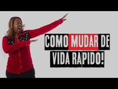 Como mudar de vida rápido| Raquell Menezes Responde - YouTube
