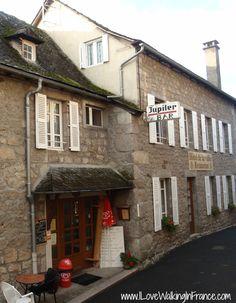 Hotel de la Vallée, Espeyrac on the GR 65 Chemin de Saint-Jacques, France