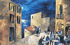 Didier Lourenco - Buhos de la noche