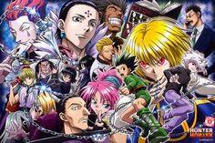 520 Pieces Anime Cartoon Puzzle ( HUNTER x HUNTER) - Hunter cartoon