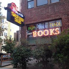 Twice Sold Tales, Seattle, Washington