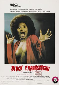 vintage everyday: Blaxploitation Movie Posters