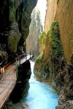 Thermal Waterfall Spa, Mittenwald, Germany