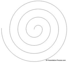 10 best spiral template with words tattoo images spiral model
