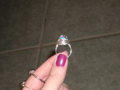 Just made this beautiful ring :)