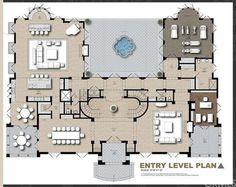1508 Paseo La Cresta, Palos Verdes Estates, CA 90274 Palos Verdes Estates, Mediterranean House Plans, Luxury House Plans, Plan Design, House Floor Plans, Home Furniture, Luxury Homes, Architecture Design, Layout