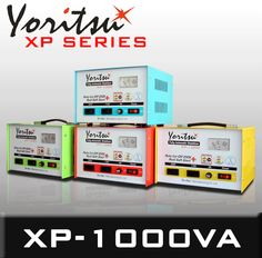 Stabilizer Yoritsu XP-1000 kapasitas 1000 VA.  http:// hexta.co.id, email : sales@hexta.co.id, Telp : (021) 2925-5900, 2925-5905 (Huntings)
