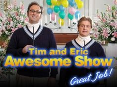 tim and eric all the food is poison - Google Search