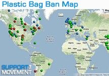 Have you seen our bag ban map? We track the bag ban movement across the world! Info on each successful ban, fee and even failed attempts. #BagBan #GoReusableNow