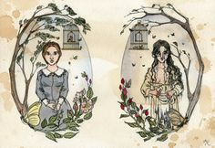 Two Sides of the Same Coin by Kitty-Grimm.deviantart.com on @DeviantArt
