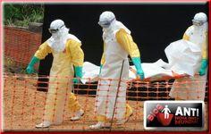 A Doença do Apocalipse: Mais 68 Mortes por Ebola em uma Semana e Aumento de 20% de Novos Casos