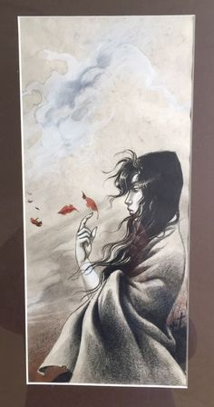 Original art by Yslaire in category Illustrations
