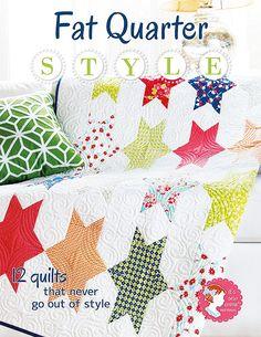 Fat Quarter Style Book<BR>It's Sew Emma