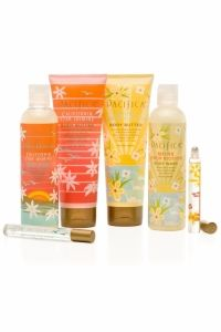 Pacifica makes the best lotions and perfumes!  I LOVE the blood orange, brazil mango grapefruit, and guava.