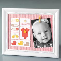 Something for Baby Clear-Mount Stamp Set by Stampin' Up!