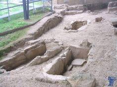 Necrópolis Visigoda de Colmenar Viejo Necrópolis de inhumación de época visigoda, fechada entre los siglos VI y VII d.C., se descubrió en 1969 a consecuencia de los trabajos de reforma efectuados en la ermita