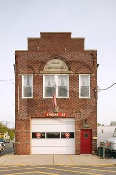 Red Bank NJ Something about old firestations <3