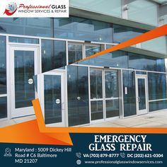 Professional Glass Window Services and Repair is available 24*7 for reliable emergency glass repair and replacement services for your residential and commercial buildings in Virginia, Washington DC, and Maryland. For more information visit us at Professional Glass Window Services and Repair #EmergencyGlassRepair #DCEmergencyGlassRepair #ResidentialGlassRepair #BrokenWindowGlassRepair #glassrepair #glassreplacement #virginia #emergencyboardup #CommercialGlassRepair #Washington #DC #MD Broken Window, Glass Repair, Glass Replacement, Washington Dc, Maryland, Virginia, Buildings, Commercial, Windows