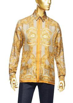 New Barocco Printed Shirt $ 1,250.