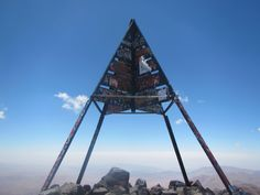 Jebel Toubkal (4167m) - Northern Africa's highest peak. Trek with us at www.mountaineerin.con #mountains #toubkal