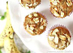 Ekspresowe muffiny bananowe