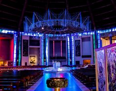 Liverpool Metropolitan Cathedral. Cathedrals, Marina Bay Sands, Liverpool, Faith, English, Building, Photography, Photograph, Buildings