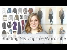 You will love this video from @verenaerin on building a capsule wardrobe.