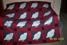 My first chicken quilt.jht