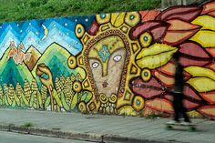 Mural/street art- Jujuy