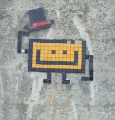 #Nantes. #Street art