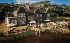 Giraffe Manor south-african-lodges - Google Search