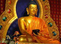 The 5 Buddha families