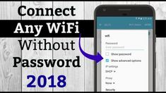 How to Connect Any WiFi without Password no root. You can hack Wifi password through your Android phone in just 60 seconds. Android Phone Hacks, Cell Phone Hacks, Smartphone Hacks, Android Wifi, Iphone Hacks, Android Box, New Android Phones, Galaxy Smartphone, Piratear Wifi