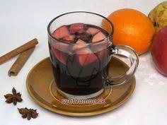Vianočný punč Rum, Panna Cotta, Tableware, Ethnic Recipes, Food, Christmas, Home Made, The Fruit, Apple