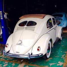 Classic Car News Pics And Videos From Around The World Volkswagen Beetle Vintage, Kdf Wagen, Vw Mk1, Vw Classic, Car Camper, Vw Vintage, Best Muscle Cars, Busse, Vw Cars