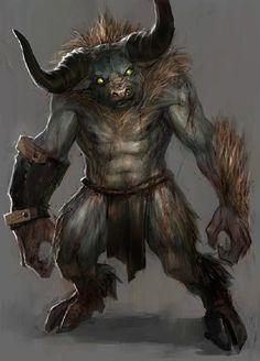 Minotaur (God of War)