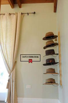 Chapéus Fedora Social
