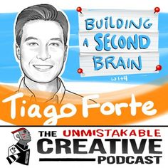 Tiago Forte: Building a Second Brain Brain, Coaching, Learning, Building, Creative, Life, The Brain, Training, Studying