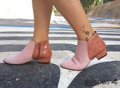 Modelo Ali Avispas botin señora #calzado #avispas