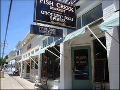 Fish Creek Market #DooorCountyWisconsin