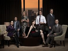 The Good Wife--Such an incredible cast and excellent writers- an absolutely titillating experience in tv watching.