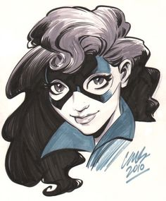 Kitty Pryde by Cameron Stewart