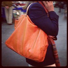 Fortina bag in orange